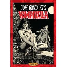 JOSE GONZALEZ VAMPIRELLA ART ED HC (MR)