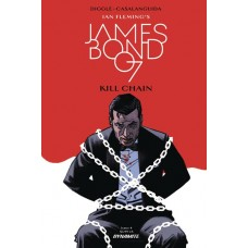 JAMES BOND KILL CHAIN #4 (OF 6) CVR A SMALLWOOD