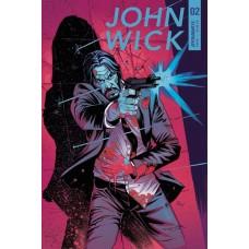 JOHN WICK #2 CVR A VALLETTA