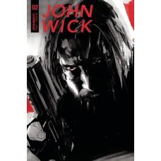 JOHN WICK #2 CVR B JOCK