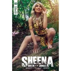 SHEENA #2 CVR D COSPLAY