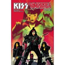 KISS VAMPIRELLA #5 (OF 5) CVR A DOE