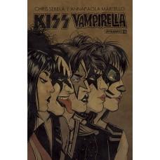 KISS VAMPIRELLA #5 (OF 5) CVR B IHDE