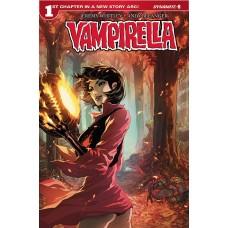 VAMPIRELLA #8 CVR A TAN