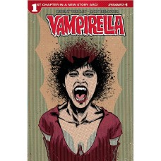 VAMPIRELLA #8 CVR B FORNES