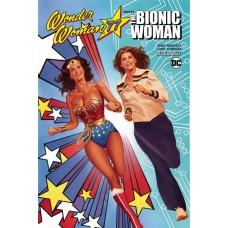 WONDER WOMAN 77 BIONIC WOMAN TP
