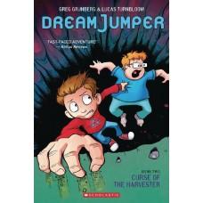 DREAM JUMPER HC GN VOL 02 CURSE OF HARVESTER