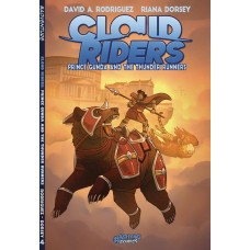 CLOUD RIDERS GN PRINCE GUNDA