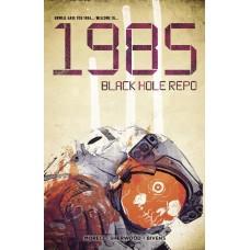 1985 BLACK HOLE REPO #1 CVR B BIVENS