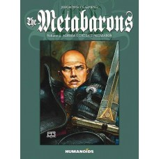 METABARONS GN VOL 04 (OF 4) STEELHEAD & DONA VICENTA (MR)