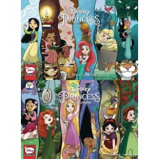DISNEY PRINCESS COMICS COLL TP VOL 03