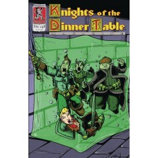KNIGHTS OF THE DINNER TABLE #248