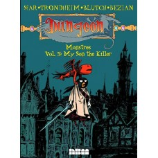 DUNGEON MONSTRES GN VOL 05 MY SON THE KILLER