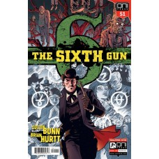 SIXTH GUN #1 1 DOLLAR ED