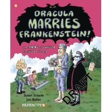 DRACULA MARRIES FRANKENSTEIN GN