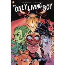 ONLY LIVING BOY HC VOL 02 BEYOND SEA AND SKY