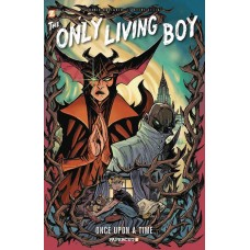 ONLY LIVING BOY GN VOL 03 ONCE UPON A TIME