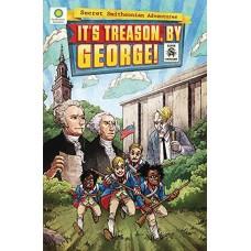 ITS TREASON BY GEORGE YR GN