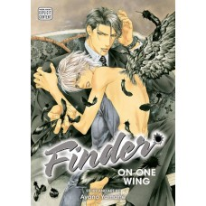 FINDER DELUXE ED GN VOL 03 ON ONE WING (MR)