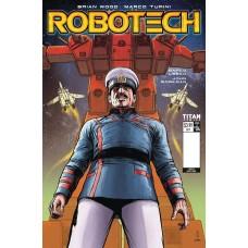 ROBOTECH #4 CVR A TURINI