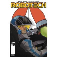 ROBOTECH #4 CVR B KERSCHL