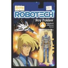 ROBOTECH #4 CVR C ACTION FIGURE VARIANT