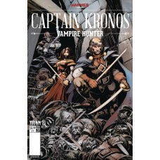 CAPTAIN KRONOS #2 CVR A MANDRAKE