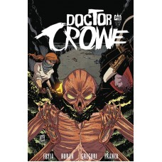 DOCTOR CROWE #4 (OF 4)
