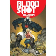 BLOODSHOT SALVATION #2 CVR A ROCAFORT