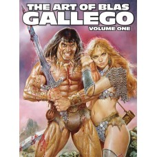 ART OF BLAS GALLEGO SC VOL 01 (MR)