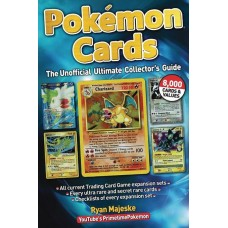 POKEMON CARDS UNOFF ULT COLLECTORS GUIDE HC
