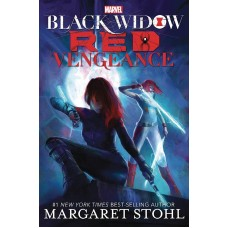 BLACK WIDOW YA NOVEL TPB RED VENGEANCE
