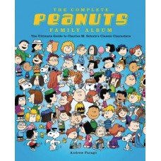 COMPLETE PEANUTS FAMILY ALBUM ULT GDT CLASSIC CHARACTERS HC