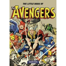 LITTLE BOOK OF AVENGERS FLEXICOVER