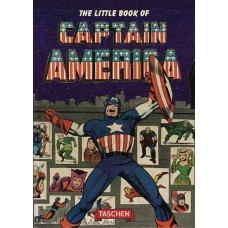 LITTLE BOOK OF CAPTAIN AMERICA FLEXICOVER