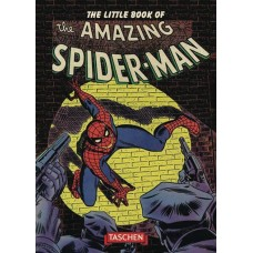 LITTLE BOOK OF SPIDER-MAN FLEXICOVER