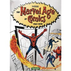 MARVEL AGE OF COMICS 1961-1978 HC