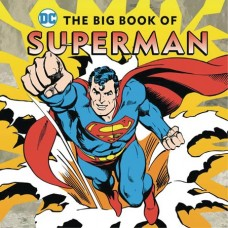 BIG BOOK OF SUPERMAN HC