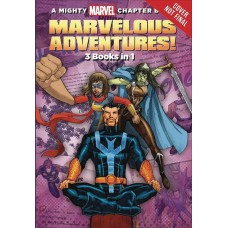 MARVELOUS ADVENTURES 3 IN 1 SC