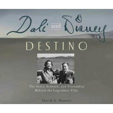 DALI & DISNEY DESTINO STORY LTD ED