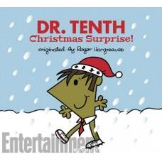 DR TENTH CHRISTMAS SURPRISE HC