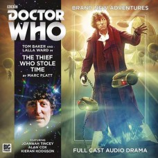 DOCTOR WHO 4TH DOCTOR ADV THIEF WHO STOLE TIME AUDIO CD