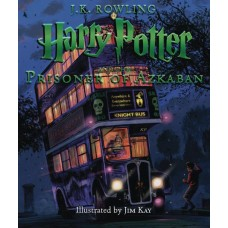 HARRY POTTER & PRISONER OF AZKABAN ILLUSTRATED HC ED