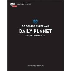INCREDIBUILDS SUPERMAN DAILY PLANET DLX MODEL W BOOK