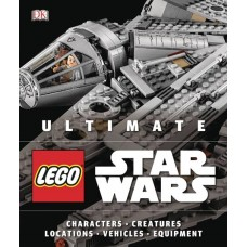 ULT LEGO STAR WARS CHARACTERS CREATURES LOCATIONS VEHICLES