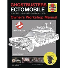 GHOSTBUSTERS ECTOMOBILE OWNERS WORKSHOP MANUAL HC