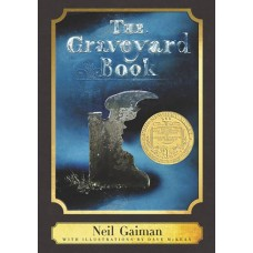 NEIL GAIMAN GRAVEYARD BOOK HARPER CLASSIC HC