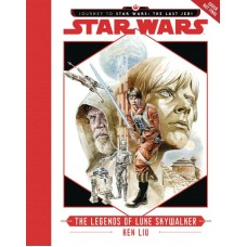 JOURNEY STAR WARS LAST JEDI LEGENDS LUKE SKYWALKER HC
