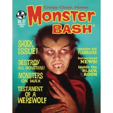 MONSTER BASH MAGAZINE #31