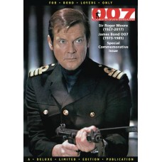 007 MAGAZINE PRESENTS SIR ROGER MOORE SPECIAL